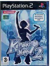 Karaoke Stage 2 (PS2 Nuevo)