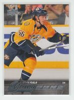 (75232) 2015-16 UPPER DECK YOUNG GUNS KEVIN FIALA #208 RC