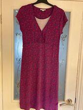Ladies Clothes Size Small Jojo Maman Bebe Maternity Dress Cute Spring Summer (68