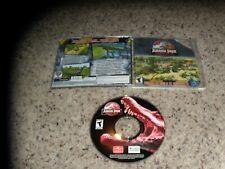 Jurassic Park Operation Genesis (PC, 2003) Game
