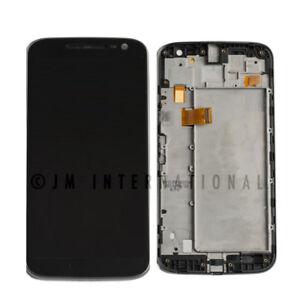 OEM Motorola Moto G4 XT1622 XT1625 LCD Touch Screen Digitizer + Frame Assembly