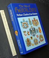 The Art of Heraldry Fox-Davies Superb Heavyweight Reference for Knight Modelling
