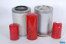 Filterset Atlas-copco xas 50 motor Deutz f 2 l 511 hasta año de fabricación 1987 filtro