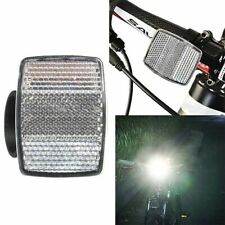 Safety Caution Front Rear Bike Reflective Board Rack Tail Warning Reflector