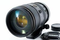 Nikon AF VR Nikkor 80-400mm f/4.5-5.6 D ED [Exc+++] From Japan [5130K]