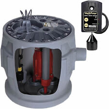 """Liberty Pumps P382XPRG101/A2 - 1 HP ProVore® 380 Grinder Pump System (24""""..."""