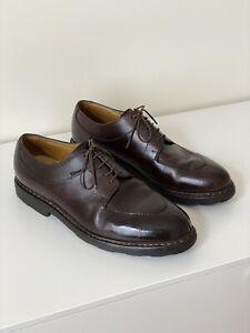 Paraboot Avignon Griff Split Toe Derby Shoes uk 10.5 / us 11.5