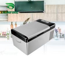 12V/24V 110-240V Car Refrigerator 15L Multi-Function Fridge Compressor Cooler
