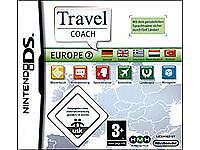Travel Coach - Europe 2    Ihr Sprachtrainer     (Nintendo DS)   NEUWARE