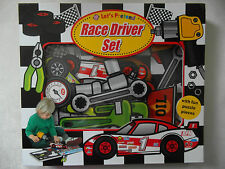 RACE DRIVER Set-LIBRO E Puzzle