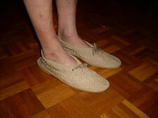 Avena Hallux Wellnessschuh / Hausschuh NEU Gr. 45 beige & Strick für jeden Fuß