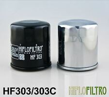 Yamaha  XV1900 C Raider 08-10 Hiflo Chrome Oil Filter