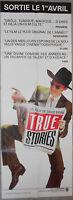 Plakat True Stories David Byrne John Goodman Annie Mcenroe 60x160cm