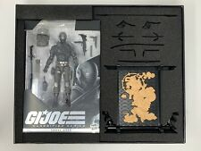 ?G.I. Joe Classified Series?Snake Eyes?00 Deluxe Hasbro Pulse?Exclusive NEW