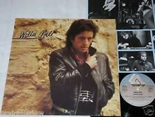WILLIE NILE golden down LP Arista Rec. GER 1981 FOLK ROCK