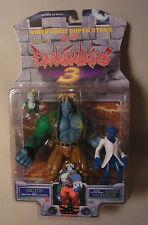 Game Merchandise Darkstalkers 3 Capcom VICTOR Toy Biz 1998 OVP Action Figur
