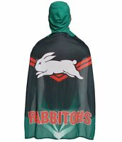 NRL Masked Mape Cape - South Sydney Rabbitohs - Rugby League - Game Day - BNWT