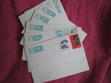 50 enveloppes affranchie en franc tarif 2018 lettre verte
