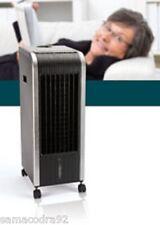 Climatizador frio calor purificador humidificador