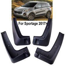 FOR KIA SPORTAGE 2017 2018 MUDFLAPS MUD MOLDED FLAP SPLASH BUMPER GUARD FENDER