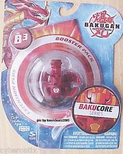 Bakugan ALPHA PERCIVAL red Pyrus Brawler B3 NEW Battle-Damage Type Retired 2009