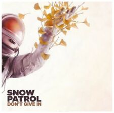 Snow Patrol -  Don't Give In / Life On Earth -  Record Store Day 2018 RSD2018