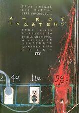 Sienkiewicz Alan Moore Rare Oop Stray Toasters Big Numbers Frank Miller Elektra