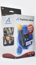 Untested Sony PS3 PlayStation Move Starter Pack Complete In Original Box