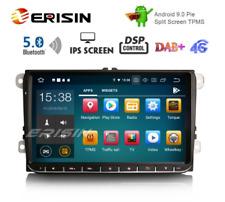 ERISIN ES8028V AUTORADIO GPS ANDROID 9 VW GOLF PASSAT TIGUAN Wi-Fi 4g 4GB DSP