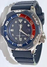 Vintage SEIKO 7N85-002A Pepsi Scuba Diver's Lady watch 200m