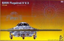 Unicraft Models 1/72 BMW FLUGELRAD II V.3 German WWII Flying Disc