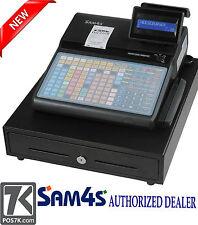 Sam4s Er 920 Cash Register Flat Keyboard New Pos Warranty Er920