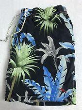 Tommy Bahama Palm Design Swimtrunks Sz XL