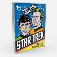 2018 Topps 80th Anniversary Wrapper Art #25 Star Trek - Sold Out TOPPS