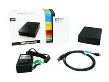 WD Elements Portable 500 GB USB 2.0 External Hard Drive [WDBAAR5000ABK-01]