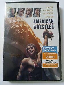 American Wrestler DVD NEW