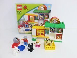 Lego Duplo / vollständiges Set 5656 /  Zoohandlung mit OVP