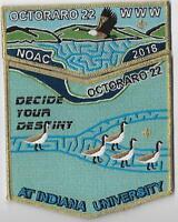 Boy Scout NOAC 2018 OA Octoraro Lodge 22 Green Set