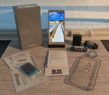 Sony Xperia XZ2 - 64GB - Liquid Silver (Unlocked) (DualSim) SLIGHTLY USED + GIFT