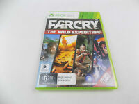Mint Disc Xbox 360 Far Cry The Wild Expedition Farcry Free Postage
