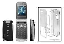 Coque Cristal Transparente (Protection Rigide) ~ Sony Ericsson  Z610 // Z610i