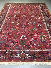 antico-swiss Beautiful Antique indoHERIZI rug 7`5 x 10`4 ft