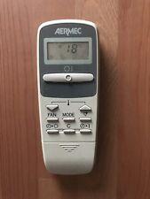 Telecomando climatizzatore condizionatore originale AERMEC  mod. CRMC-A359JBEO