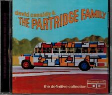 DAVID CASSIDY & THE PARTRIDGE FAMILY - THE DEFINITIVE COLLECTION - MINT CD