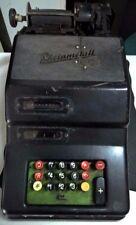RHEINMETALL CALCOLATRICE   ANTICA E RARA  DEL 1935 OLD CALCULATOR