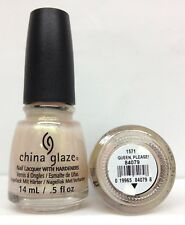 China Glaze Nail Lacquer-  Queen, Please 84079/1571 - 0.5 oz