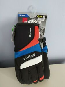 NEVICA EXTRA LARGE BOYS SKI GLOVES - NEW WITH TAGS - FREE P&P!!