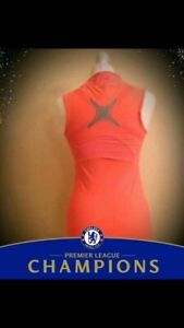 Adidas Clima 365 Orange Gym/yoga/Pilates/running/fitness/aesthetics Uk16