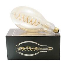 Aspen Lights Oversized Edison LED Vintage Bulb 5X11 2200K 120V 300 Lumens 95CRI