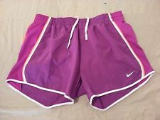 Womens Nike Shorts S Small Purple Athletic
